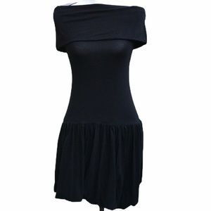 Ella Moss Black Dress (XS)